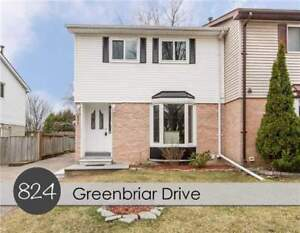 #(((**(((**((( Beautiful House For Rent in Oshawa ))*))**)))