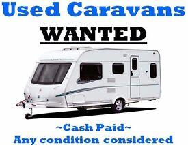 Caravan needed asap