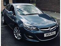 Vauxhall Astra 2.0 CDTi 16V ecoFLEX SRi Nav 5dr (165Bhp) Start/Stop