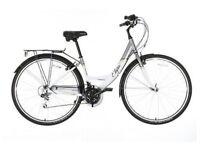 """Apollo Elyse Womens Hybrid Bike - 16"""", Frame (new) retro vintage style"""