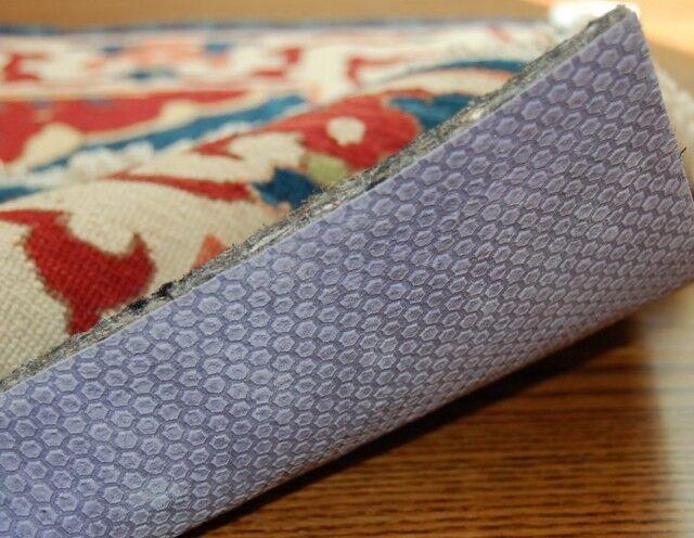 Durahold Non-Slip Area Rug Pad for Hardwood Floors and Carpe