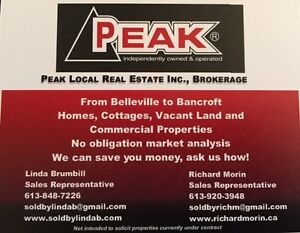 Looking to buy or sell in cottage country?