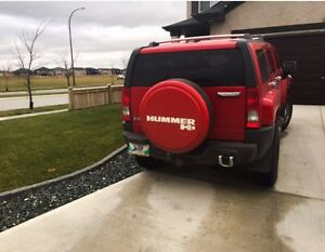 Hummer H3 Full option OBO
