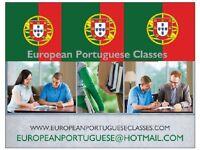 European Portuguese Classes