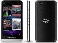 BlackBerry Z30 4G 16GB Black/Silver Unlocked Smartphone