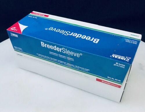 """Neogen 100 Pack 1 Mil. Shoulder Length Breeder Sleeve Glove, 36"""" Length NIB"""
