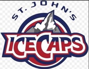 Icecap Ice Caps Tickets For Sale Various Game St. John's Newfoundland image 1