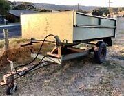 Grape tipping trailer McLaren Vale Morphett Vale Area Preview