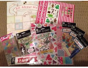 New Scrapbooking items