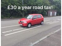 £30 Road Tax! £695 2004 Suzuki Alto 1.0l * like corsa micra punto fiesta aygo polo c1 207 c3 yaris