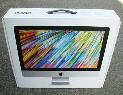 LOOK! iMac with 21.5in Retina Current Model (1TB HDD, Intel Core i3 8th Gen 3.6)