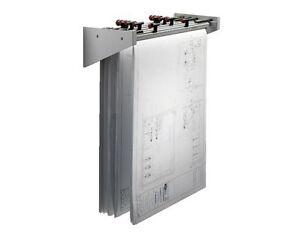 Vistaplan A0 WA0 Drawing Hanger Wall Bracket inc VAT