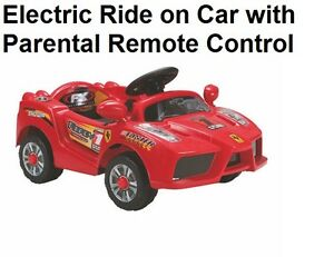 Toy Story Electric Car Battery