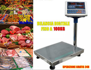 BILANCIA-ELETTRONICA-PROFESSIONALE-100-KG-DISPLAY-DIGITALE-CON-ASTA