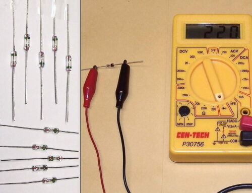 ## TESTED ## 10 PCS lot vintage NOS germanium crystal radio diode detector part
