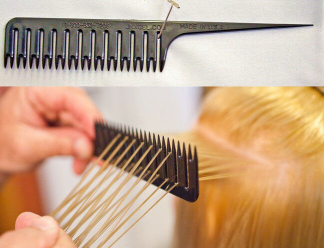 The Perfect Weaver Highlighting Foiling Hair Comb