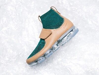 39c5c9edeb5 Nike Air VaporMax Marc Newson MN Vachetta Teal AMD17 923004 200 10 Lab Off  Cdg