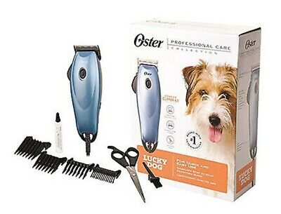 Oster Dog (OSTER Professional Care Lucky Dog Home Grooming Clipper Trimmer Kit )