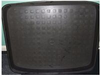 Mercedes B Class Boot liner/tray - Genuine Mercedes part