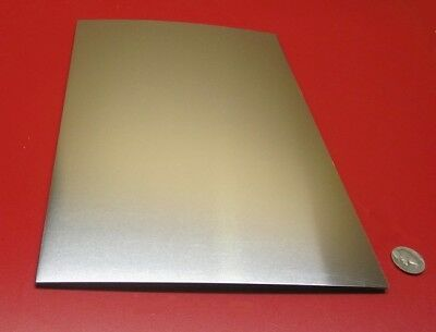 316 Stainless Steel Sheet Annealed .003 Thick X 8.0 Width X 12.0 Length