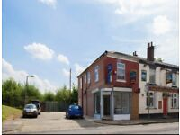 Shop space to let, Cross Lane Radcliffe