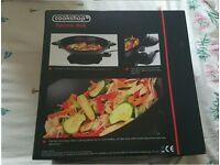Cookshop Electric Wok [BRAND NEW]