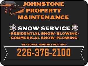 London snow service London Ontario image 1