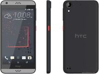 New LTE 4G Htc Desire 530 Smartphone Latest Model / Android Marshmallow 16Gb.