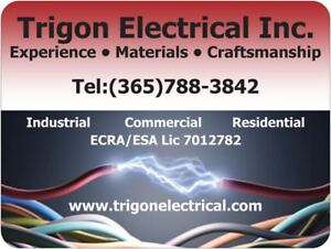 Commercial, Residential, Industrial Electrical Contractor