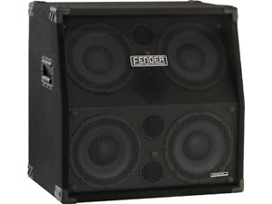 ** RARE - Fender 4x10 Angled Bass Cabinet