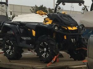 2015 can am xmr outlander 1000 swap or trade