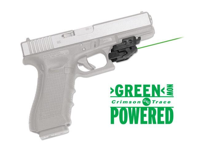 Crimson Trace Rail Master Universal Green Laser Sight - CMR-206