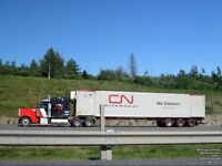 Class 1 Professional Driver Wanted for Maritimes