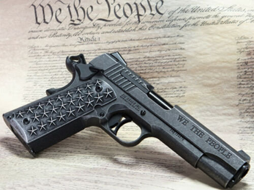 Sig Sauer 1911 We The People  CO2 Full Metal Blowback BB pistol Heirloom Quality