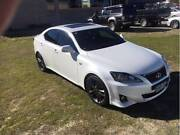 2011 Lexus IS250 F Sport **12 MONTH WARRANTY** West Perth Perth City Area Preview