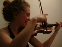 Violin and Music Theory Lessons