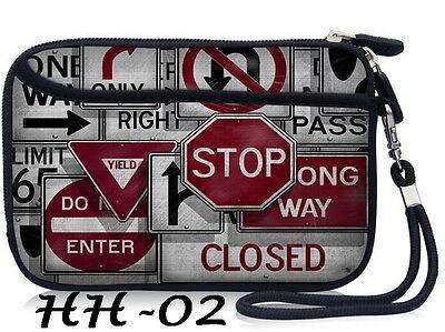 Shockproof Wallet Case Cover Pouch For Motorola Nexus 6 / Plum Coach Plus I II
