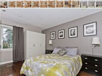Luxury Room Start Aug 5-The Queensway-10 Mins to Downtown by Car