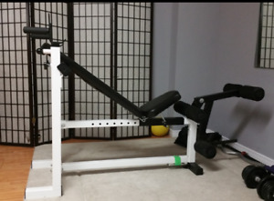 Home Workout Bench