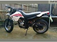 Yamaha xt125xt