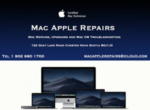 Apple Computer Repairs, MacBook Logic Board Repairs....
