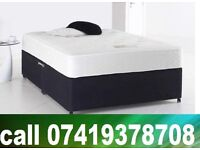 Double / King Size Bed base Mattress SINGLE BASE