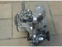 Vw golf mk5 seat leon mk2 1.9 tdi gqq jcr jcx 5 speed manual gearbox done 71k