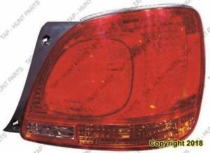 Tail Light Passenger Side High Quality Lexus GS300 2001-2005