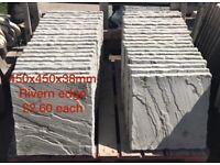 450x450 rivern edge concrete paving slabs