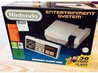 Nintendo NES mini (New)