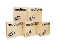 Storage moving boxes PAK medium