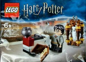 Lego 30407 Ltd Edition Harry's Journey to Hogwarts in Polybag