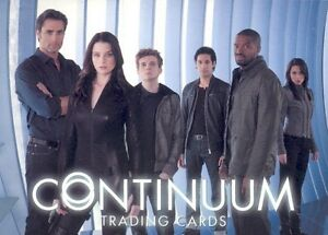 CONTINUUM 2013 RITTENHOUSE ARCHIVES PROMO CARD SD1 SAN DIEGO COMIC CON