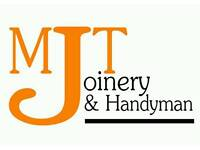 M.J.T Joinery and handyman services